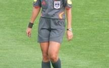 Classement des arbitres féminines à l'issue de la saison 2009-2010