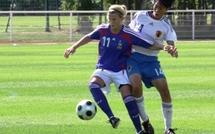 U17 : les joueuses pour le stage de début de saison