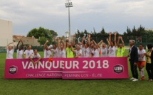 Challenge U19 - MONTPELLIER champion Elite, VGA SAINT-MAUR en Excellence