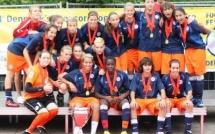 L'équipe U17 de Montpellier vainqueur du Football Festival au Danemark