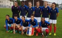 U20 - SUD LADIES CUP : la FRANCE démarre fort face à HAÏTI