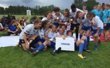 UNSS - Le Collège Jules SIMON de VANNES champion minimes Excellence