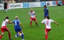 Duisburg écrase le promu Leverkusen