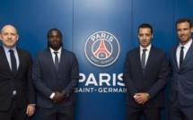 #D1F - Olivier ECHOUAFNI nommé à la tête du PSG
