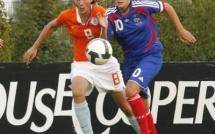 La sélection U17 s'incline aux Pays-Bas