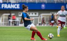 Coupe du Monde U20 - Julie THIBAUD, la polyvalente