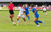 #D1F - Amical : L'OL dispose largement de GRENOBLE