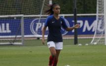 "#U20WWC - Maëlle LAKRAR : ""J'espère qu'on ira le plus loin possible"""