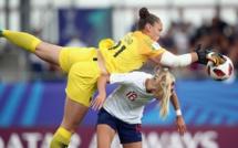 #U20WWC - Paroles de gardiennes : Justine LEROND et Mylène CHAVAS