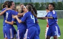 U17 : les Tricolores concèdent le match nul