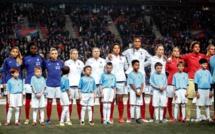 Bleues - AUSTRALIE, CAMEROUN et BRESIL au programme