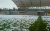 D1 : Yzeure - Lyon : terrain enneigé, match reporté...