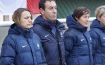 U17 - La liste pour le tour de qualification en Macédoine