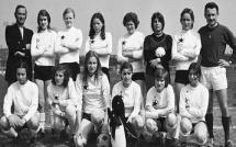 Annie Fortems ou l'histoire d'une pionnière de l'Étoile sportive de Juvisy, 1971 – 1981