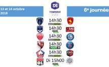 #D1F - J6 : le championnat reprend ses droits