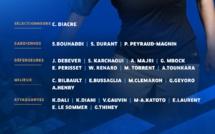 Bleues - La liste pour FRANCE - BRESIL : KATOTO appelée pour la première fois