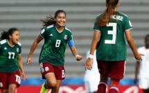 #U17WWC - Le MEXIQUE face au CANADA, l'ESPAGNE et la NOUVELLE-ZELANDE en demi-finales