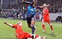 Ligue des Champions : Arsenal arrive à Gerland
