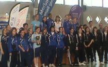 UNSS futsal cadettes : le lycée Daguin de Mérignac vainqueur