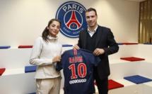 #D1F - PSG : Nadia NADIM rejoint le PSG