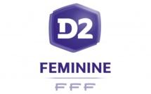 #D2F - Groupe B : J15 avec YZEURE - ST ETIENNE d'entrée