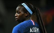 Bleues - Viviane ASSEYI : « Mon absence... ? Un mal pour un bien »