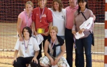 Futsal universitaire : l'ASU Limoges champion