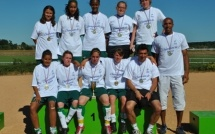 UNSS foot à 7 : Yzeure champion en juniores