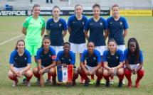U19 - La liste pour le tournoi de La MANGA
