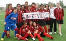 Interrégion : Le Puy, Gonfreville et Herblay en D2