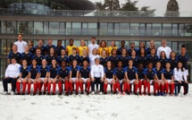 U16 - Vingt joueuses pour le tournoi de développement UEFA