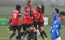 Coupe de France (8e) - Le LOSC s'impose sur la fin