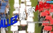 """Le clip des Bleues : """"Tous avec les filles"""""""