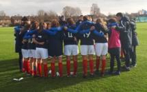 U16 - La FRANCE s'impose aux tirs au but