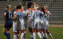 #D1F - Match en retard : L'OL s'impose face au PARIS FC et repasse leader