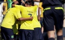 Militaires : lourde défaite face au Brésil (4-1)