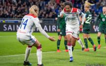 Ligue des Champions (Quart aller) - L'OL s'impose mais WOLFSBURG reste dans le coup