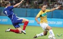 Universitaire : défaite face au Brésil (0-2)