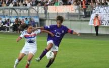 Amical : 2 500 spectateurs pour Claix - Lyon