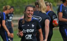 Bleues - Eve PERISSET : « Avec Marion Torrent, la concurrence est saine »