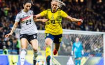 International - Le récapitulatif des matchs amicaux (2/3) : l'ALLEMAGNE s'impose en SUEDE, les ETATS-UNIS confirment...