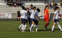 U16 - Nouvelle victoire face à la CHINE et première place assurée au tournoi de MONTAIGU