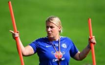 """#UWCL - Emma HAYES (Chelsea FC) : """"Elles ont de très bonnes joueuses mais c'est aussi le cas pour nous"""""""