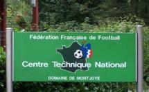 Stage national U15F et concours d'entrée 2019