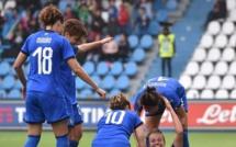 International - L'ITALIE termine sa préparation par un succès