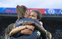 Bleues - Gaëtane THINEY : « C'était un moment extraordinaire »