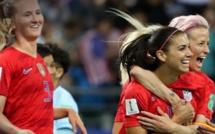 """Coupe du Monde - Groupe F : les ETATS-UNIS en mode """"records"""""""