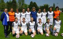 Coupe Nationale U15 féminine - le programme 2012