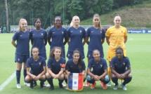 U19 - Les Bleuettes s'imposent grâce aux remplaçantes