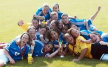 #EuroU19F - Cinq générations championnes d'Europe U19F